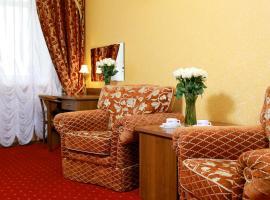 Легендарный Отель Царский Двор, отель в Челябинске