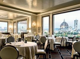 Grand Hotel Baglioni, hotel in Florence