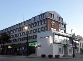 Dzukija Hotel, viešbutis mieste Alytus