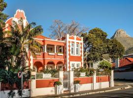 The Villa Rosa, B&B in Cape Town