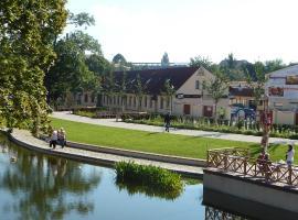 Hotel Gondola, hotel v Plzni