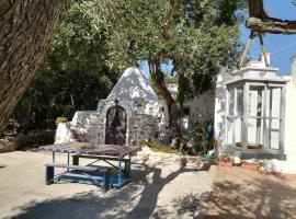 Trullo Alessandro e Villa Raffaela, villa a San Vito dei Normanni