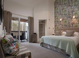 Mill End Hotel, hotel near Castle Drogo, Chagford