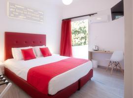 Acqua Vatos Paros Hotel, hotel in Parikia