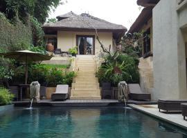 Villa Purnamasari, villa in Ubud