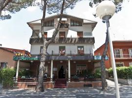Hotel La Riviera, hotel in Montecatini Terme
