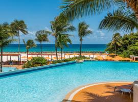 Hilton Barbados Resort, hotel i Bridgetown