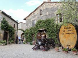 Fattoria San Donato, farm stay in San Gimignano