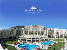 Varna South Bay Beach Residence, хотел близо до Плаж Аспарухово, Варна
