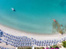 Hotel Dei Pini, hotel in zona Spiaggia Le Bombarde, Fertilia
