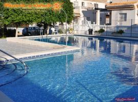 "Apartament Tina ""Ozonizado"", Ferienwohnung in Playa Flamenca"