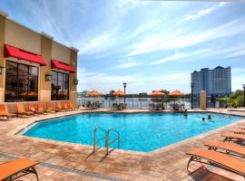 Ramada Plaza by Wyndham Orlando Resort Near Universal, hotel near Universal Studios' Islands of Adventure, Orlando