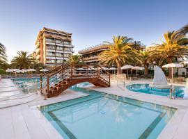 Hotel Caesar Residence & SPA, hotel in Lido di Camaiore
