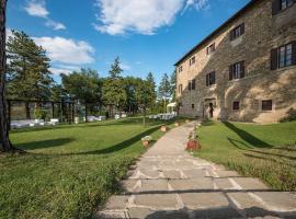 Hotel Villa Montegranelli, hotel a Gubbio