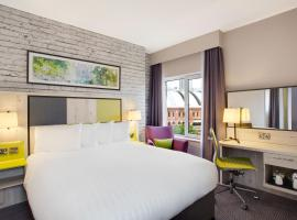 Jurys Inn Manchester City Centre, hotel in Manchester