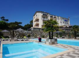 Hôtel-Restaurant Mer et Forêt, hôtel à Saint-Trojan-les-Bains