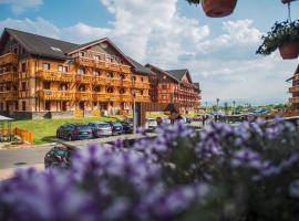 Tatragolf Mountain Resort, hotel in Veľká Lomnica