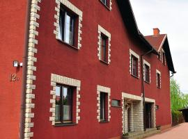 Villa Beata, hotel en Nowy Sącz