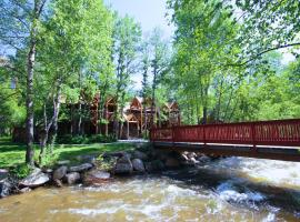 Streamside on Fall River, self catering accommodation in Estes Park