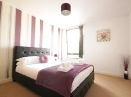Marina Water View Apartment, apartment in Hull