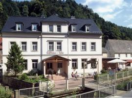Hotel Gasthaus Zur Eiche, Hotel in Bad Schandau