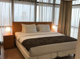 Queens Service Suites At Times Square, hotel in Kuala Lumpur