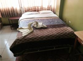 Hostal Alcoba, guest house in Chiclayo