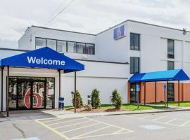 Motel 6-Brockton, MA, hotel in Brockton