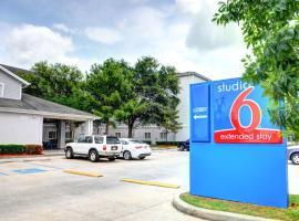 Studio 6-New Orleans, LA, hotel in New Orleans