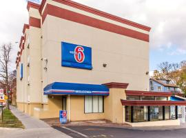 Motel 6-Washington, DC, hotel in Washington, D.C.