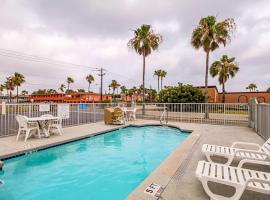 Ocean Inn South Padre Island, hotel cerca de South Padre Island Birding and Nature Center, South Padre Island
