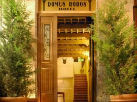 Domus Hotel, B&B in Rhodes Town