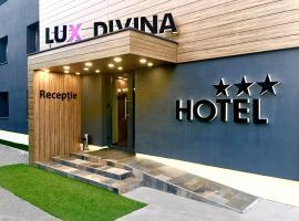 Hotel Lux Divina, hotel din Brașov