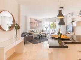 Stunning Penthouse at Mijas Golf, hotell nära Mijas Golf, Fuengirola