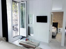Apartamentos Adriano, self-catering accommodation in Seville