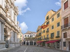 Hotel Bel Sito e Berlino, hôtel à Venise