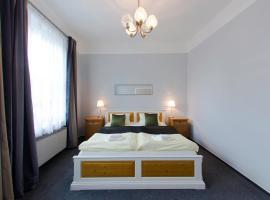 Hotel Soudek, Hotel in Poděbrady