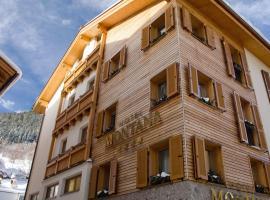 Hotel Montana, hotel near Train Station Sankt Anton am Arlberg, Sankt Anton am Arlberg