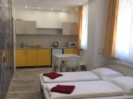 Kálvin Vendégszobák, magánszállás Debrecenben
