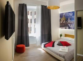 Napolinn, hotel romantico a Napoli