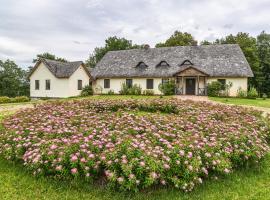 Dworek Szejpiszki z Prywatnym Półwyspem – willa w mieście Romanowce