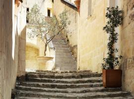 Piano Piano - Rooms, hotel con parking en Matera