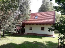 Charzykowska Chatka, family hotel in Charzykowy