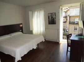 Hotel Irixo, hotel in Ourense