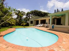 Parkers Cottages, hotel in St Lucia