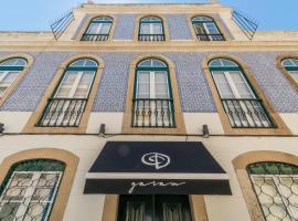 Garam Lisboa, hotel in Lisbon