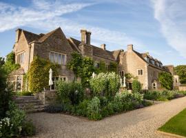 Whatley Manor, hotel near Bowood Golf & Country Club, Malmesbury