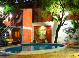 El Viajero Asuncion Hostel & Suites, hostel in Asunción