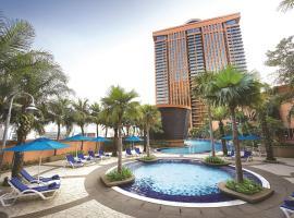 吉隆坡成功時代廣場酒店,吉隆坡的飯店
