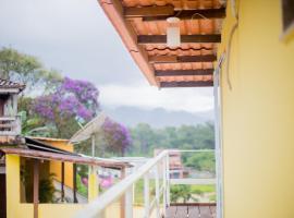 Pousada e Restaurante Caminho da Praia, hotel in Angra dos Reis